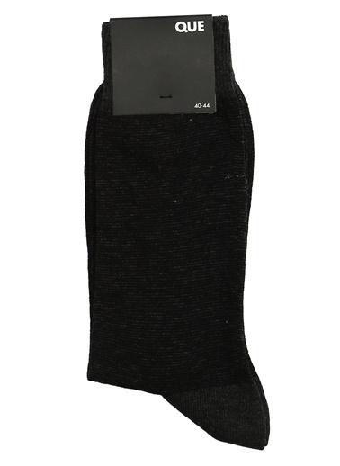 Que Çorap Siyah
